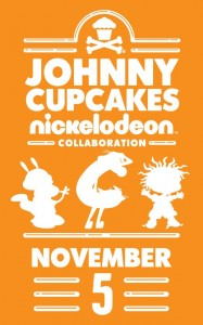 Johnny Cupcakes and Nickelodeon