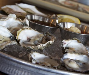 Legal Sea Foods' 6th annual Oyster festival - Raw Oysters (credit Chip Nestor)