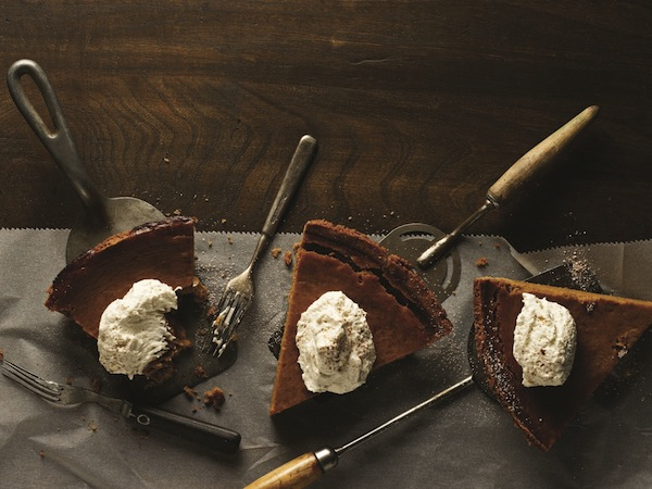 Earls Kitchen + Bar - Pumpkin Pie