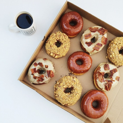 Union Square Donuts - Best Donuts in Boston