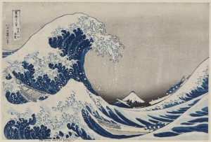 Under the Wave off Kanagawa, also known 