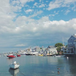 A Day Trip to Nantucket