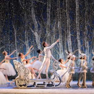 The Nutcracker at the Boston Ballet