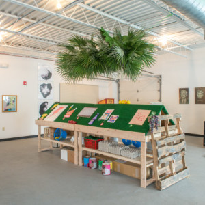 Barry's Shop, An Experimental Art and Retail Space