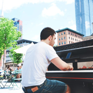 Free Concerts, and enjoying Summer in the City