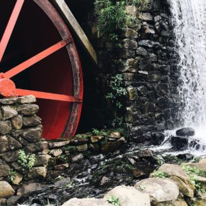 A Visit to the Sudbury Grist Mill