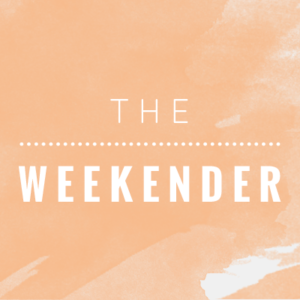 The Weekender: September 15-17