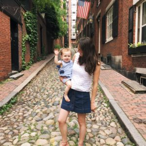8 Ways to Enjoy Boston with a Toddler