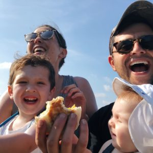 Camping on the Boston Harbor Islands with Kids