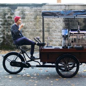 Tastemaker: San of The Coffee Trike